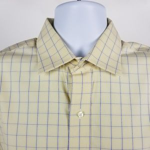 Brooks Brothers Slim Fit Non Iron Check 16-34